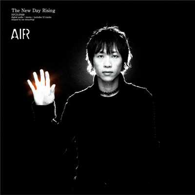 アルバム/The New Day Rising/Air