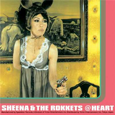 アルバム/@  heart/SHEENA & THE ROKKETS