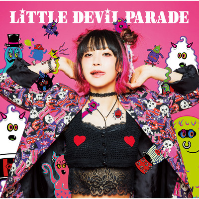 シングル/LiTTLE DEViL PARADE/LiSA