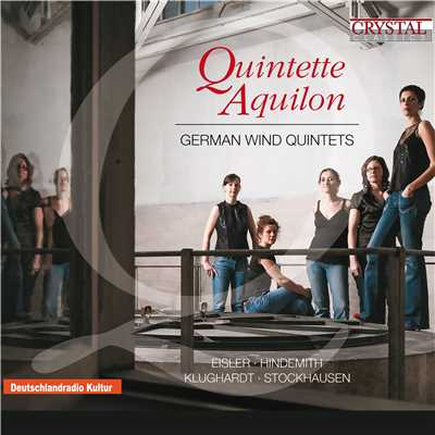 シングル/Divertimento for Woodwind Quintet, Op. 4: IV. Variation 2/Quintette Aquilon