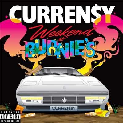 アルバム/Weekend At Burnie's/Curren$y
