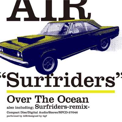 アルバム/Surfriders/Air