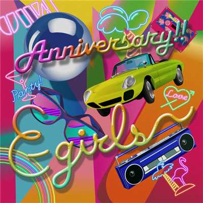 アルバム/Anniversary!!/E-girls