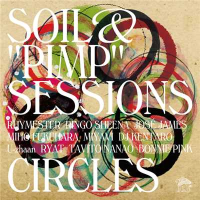 "アルバム/CIRCLES/SOIL &""PIMP""SESSIONS"
