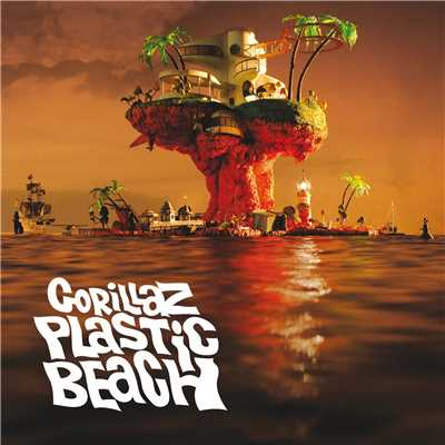 シングル/Superfast Jellyfish (feat. Gruff Rhys and De La Soul)/Gorillaz