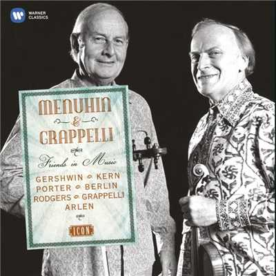 アルバム/Icon: Menuhin and Grappelli/Yehudi Menuhin
