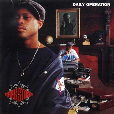 アルバム/Daily Operation/Gang Starr