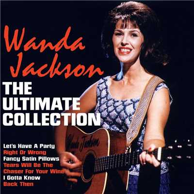 アルバム/The Ultimate Collection/Wanda Jackson