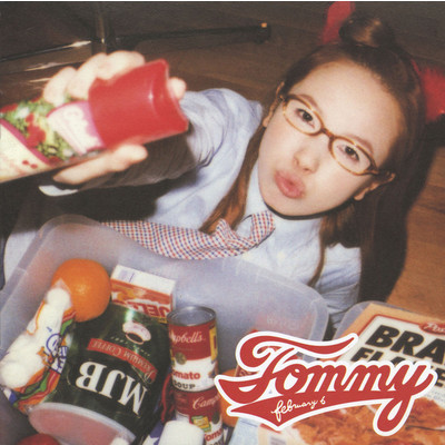 ★CANDY POP IN LOVE★/Tommy february6