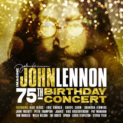 ハイレゾアルバム/Imagine: John Lennon 75th Birthday Concert (Live)/Various Artists