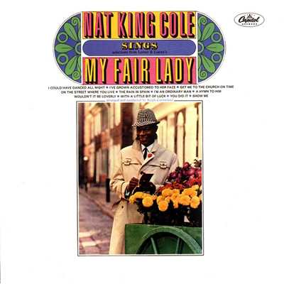 With A Little Bit Of Luck/Nat King Cole