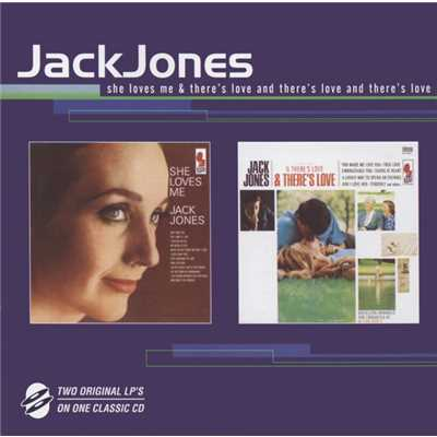 シングル/Real Live Girl/Jack Jones