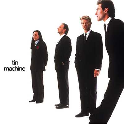 シングル/Under The God (1999 Remastered Version)/Tin Machine