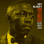 アルバム/Moanin'/Art Blakey & The Jazz Messengers
