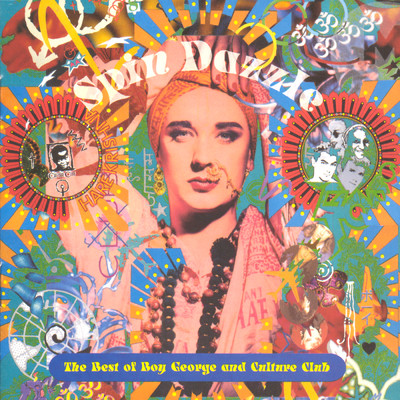 アルバム/Spin Dazzle - The Best Of Boy George And Culture Club/カルチャー・クラブ