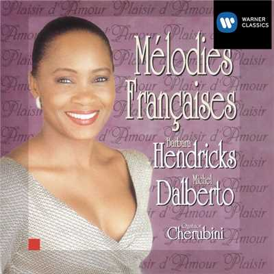 Melodies Francaises/Barbara Hendricks
