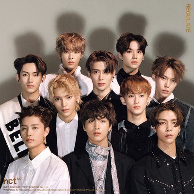 アルバム/NCT #127 Regulate - The 1st Album Repackage/NCT 127