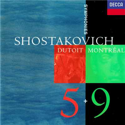 シングル/Shostakovich: Symphony No. 9 in E-Flat Major, Op. 70 - 5. Allegretto/Orchestre Symphonique de Montreal/Charles Dutoit