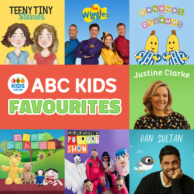 アルバム/ABC KIDS Favourites/Various Artists