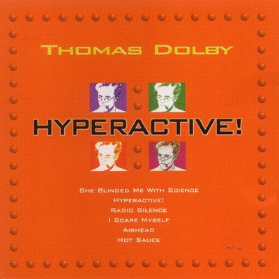シングル/She Blinded Me With Science/Thomas Dolby