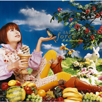シングル/Burnin' X'mas (Album mix)/T.M.Revolution
