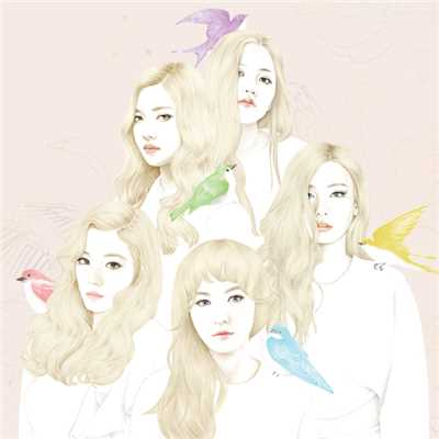 アルバム/Ice Cream Cake - The 1st Mini Album/Red Velvet