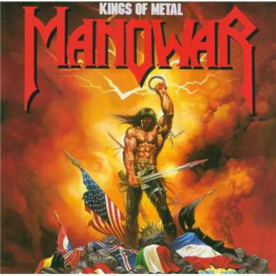 シングル/Hail And Kill/Manowar