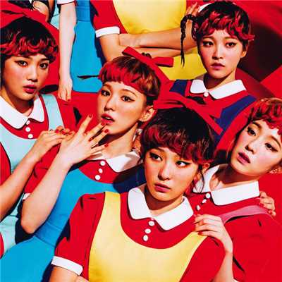 アルバム/The Red - The 1st Album/Red Velvet