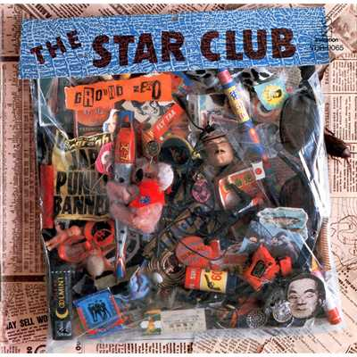 シングル/ANIMAL AUSCHWITZ/THE STAR CLUB