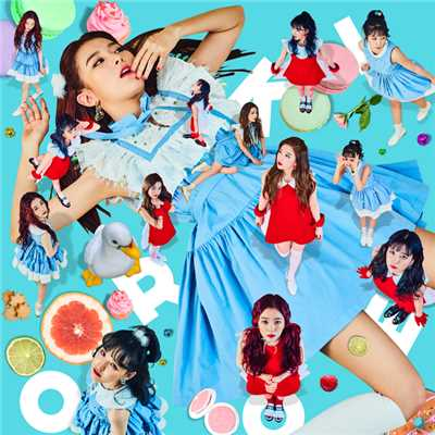 アルバム/Rookie - The 4th Mini Album/Red Velvet