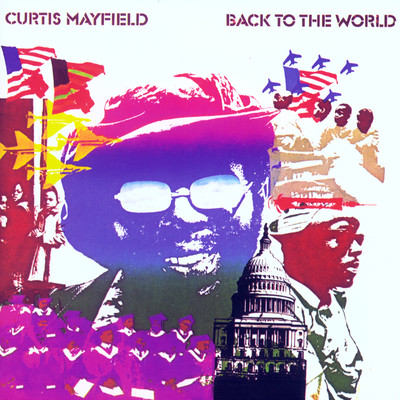 シングル/Back to the World/Curtis Mayfield