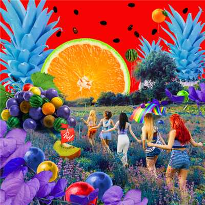 アルバム/The Red Summer - Summer Mini Album/Red Velvet