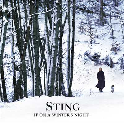 If On A Winter's Night (Japanese Version)/Sting
