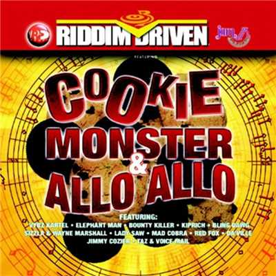 アルバム/Riddim Driven: Cookie Monster & Allo Allo/Various Artists