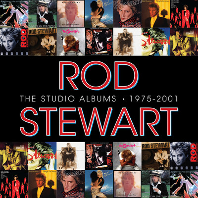アルバム/The Studio Albums 1975 - 2001/Rod Stewart
