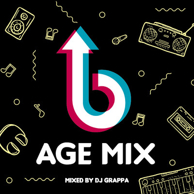 アルバム/AGE MIX/DJ GRAPPA