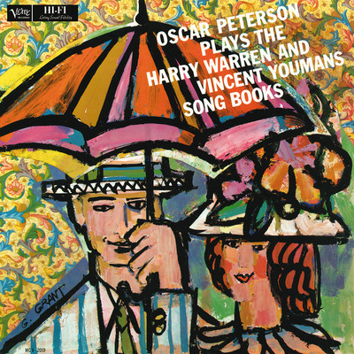 ハイレゾアルバム/Oscar Peterson Plays The Harry Warren And Vincent Youmans Song Books/Oscar Peterson