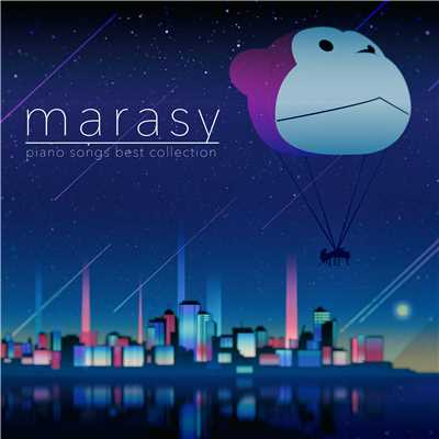 アルバム/marasy piano songs best collection/marasy