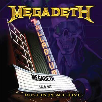 アルバム/Rust In Peace Live (eAlbum)/Megadeth