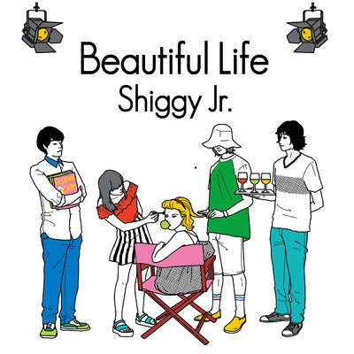 アルバム/Beautiful Life/Shiggy Jr.