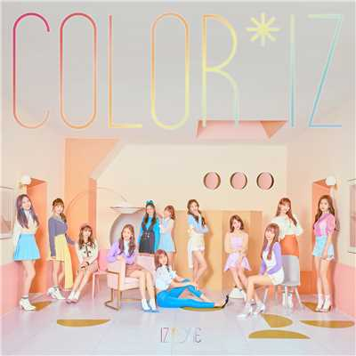アルバム/COLOR*IZ/IZ*ONE