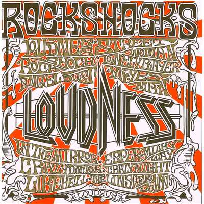 アルバム/ROCK SHOCKS(Remaster Version)/LOUDNESS