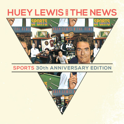 アルバム/Sports 30th Anniversary Deluxe/Huey Lewis & The News
