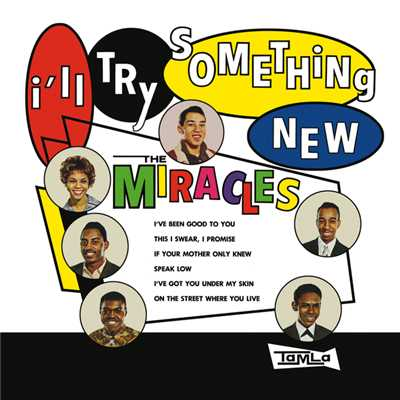 アルバム/I'll Try Something New/The Miracles