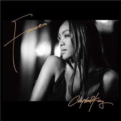 アルバム/Faces/Crystal Kay