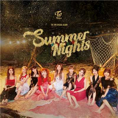 アルバム/Summer Nights/TWICE