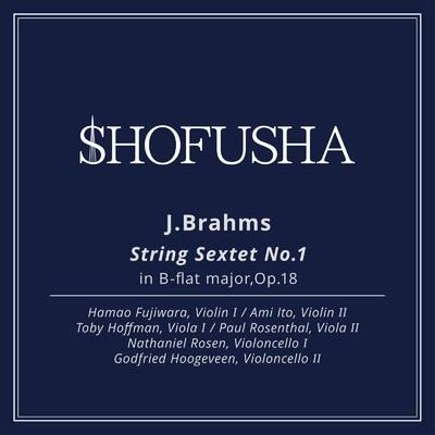 ハイレゾアルバム/String Sextet No. 1 in B-flat major, Op. 18/Various Artists