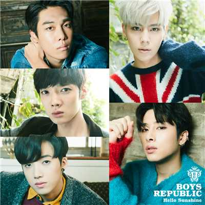 シングル/Hello Sunshine/Boys Republic