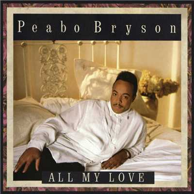 アルバム/All My Love/Peabo Bryson