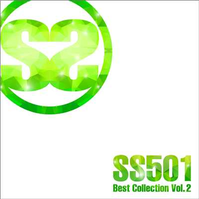 アルバム/SS501 Best Collection Vol.2/SS501